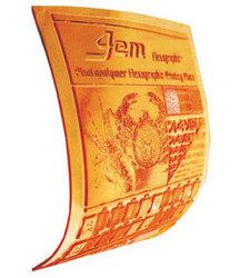 ژلاتين ژاپنی مهرسازی قرمز Jemflex